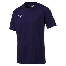 Puma Tshirt Liga 2019 dunkelblau Herren