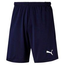 Puma Short Liga Training dunkelblau Herren