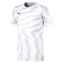Puma Tshirt Cup Jersey Core weiß Boys