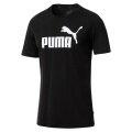 Puma T-Shirt Essentials 2019 schwarz Herren