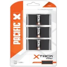 Pacific xTack Pro Overgrip 3er schwarz