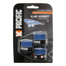 Pacific Le Grip Airfeel 0.5mm Overgrip 3er blau