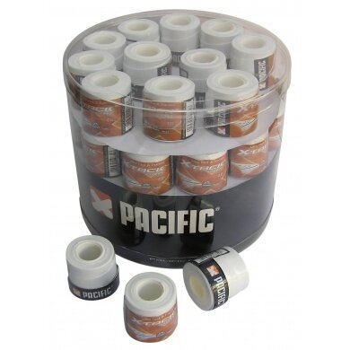 Pacific Overgrip xTack Pro weiss 50er Box