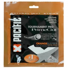 "Pacific Tournament Pro Prime Gut ""Bull Fiber"" Tennissaite"