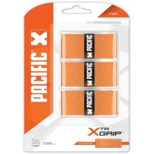 Pacific xTR Overgrip 3er orange