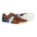 Pantofola d´Oro Imola Low braun/blau Sneaker Herren