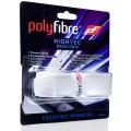 Polyfibre Hightec Basisband weiss