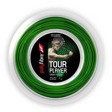 Polyfibre Tour Player green Touch 1.23 grün 200 Meter Rolle
