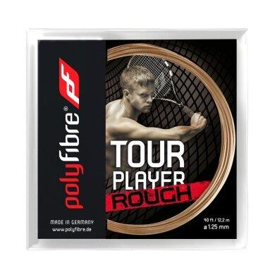 Polyfibre Tour Player Rough 1.25 natur Tennissaite