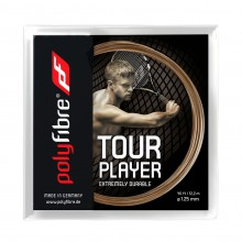 Polyfibre Tour Player 1.25 natur Tennissaite