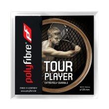 Polyfibre Tour Player 1.25 natur Tennissaite