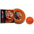 Polyfibre Fire Rage Ribbed orange 2er TESTSET
