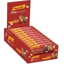 PowerBar Ride Energie Erdnuss/Karamel Riegel 18x55g Box