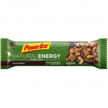 PowerBar Natural Energy Cereal Cacao Crunch 24x40g Box