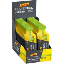 PowerBar PowerGel Original (Kohlenhydrat-Gel) Apfel 24x41g Box