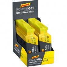 PowerBar PowerGel Original (Kohlenhydrat-Gel) Zitrone 24x41g Box
