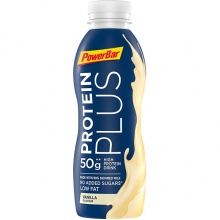 PowerBar ProteinPlus High Protein Drink Vanille 12x500ml Karton