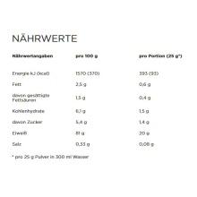 PowerBar Deluxe Protein Vanille 500g Beutel