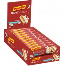 PowerBar Ride Energie Kokos/Haselnuss Riegel 18x55g Box