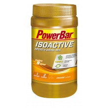 PowerBar Isoactive Orange 600g Dose
