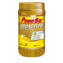 PowerBar Isoactive Lemon 600g Dose