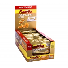 PowerBar PowerGel Shots Orange 16x60g Box