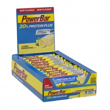 PowerBar Protein Plus 30% Lemon Cheesecake 15x55g Box