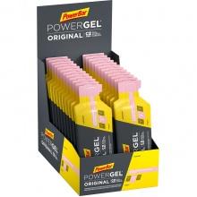 PowerBar PowerGel Original (Kohlenhydrat-Gel) Erdbeere/Banane 24x41g Box