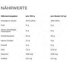 PowerBar PowerGel Original (Kohlenhydrat-Gel) Schwarze Johannisbeere 24x41g Box