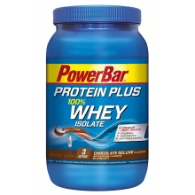 PowerBar Protein Plus 100% Whey Isolate Schokolade 570g Dose