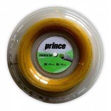 Prince Tennissaite Synthetic Gut Original (Haltbarkeit+Allround) gold 100 Meter Rolle