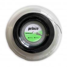 Prince Tennissaite Synthetic Gut mit Duraflex (Allround+Haltbarkeit) schwarz 200m Rolle