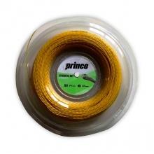 Prince Tennissaite Synthetic Gut Duraflex (Allround+Haltbarkeit) gold 200m Rolle