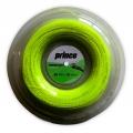 Prince Tennissaite Synthetic Gut mit Duraflex (Allround+Haltbarkeit) gelb 200 Meter Rolle