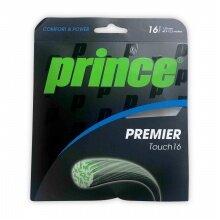 Prince Tennissaite Premier Touch (Touch+Komfort) transparent 12m Set