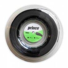Prince Tennissaite Diablo (Haltbarkeit+Kontrolle) schwarz 200m Rolle