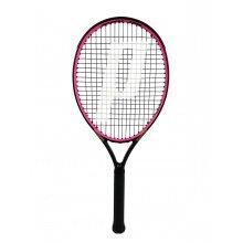Prince Tour 100P 26 schwarz/pink Kinder Tennischläger (11-14 Jahre)