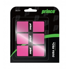 Prince Overgrip Dura Pro+ 0.6mm pink 3er
