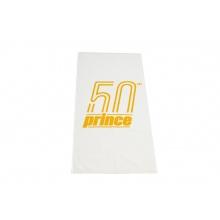 Prince Handtuch 50 Jahre weiss/gold 50x100cm