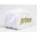 Prince Racketbag Heritage LTD 2020 weiss/gold 12er