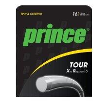 Prince Tour XR 1.30 silber Tennissaite