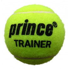 Prince Trainer Trainingbälle gelb 60er