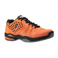 Prince Warrior Clay 2015 orange Tennisschuhe Herren
