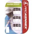 Pro Kennex Super Wrap Overgrip 3er weiss