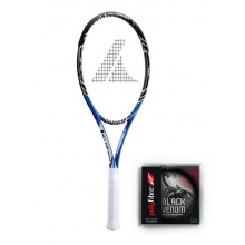 Pro Kennex Kinetic 15 300g 2016 Tennisschläger + gratis SET
