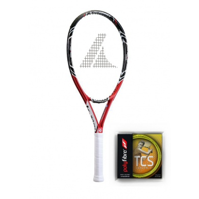 Pro Kennex Kinetic 30 255g 2016 Tennisschläger + gratis SET