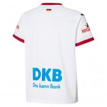 Puma Trikot DHB Auswärts mit Sponsoren 2020/2021 weiss Boys