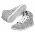 Puma Glyde Court grau Sneaker Damen (Größe 40,5)