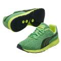 Puma Narita V2 grün Laufschuhe Kinder