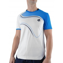 Lotto Tshirt LED weiss/blau Herren (Größe S)